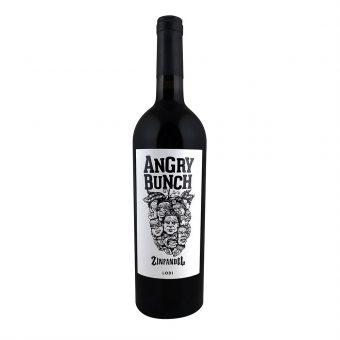 VINO TINTO ANGRY BUNCH 750 ml.