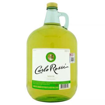 VINO BLANCO CARLO ROSSI 4000 ml.