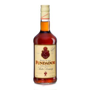 BRANDY FUNDADOR 700 ml.