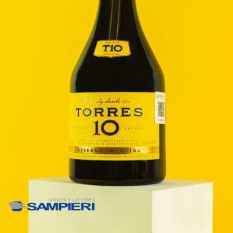 Brandy Torres 10 700 ml.