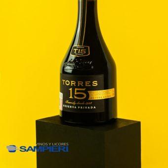 Brandy Torres 15 700 ml.