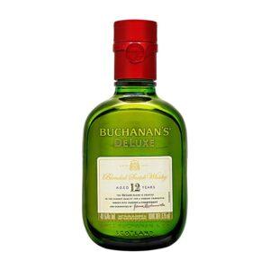 WHISKY BUCHANAN´S 12 AÑOS 375 ml.