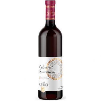 Vino Tinto L.A. Cetto Cabernet Sauvignon 750 ml.