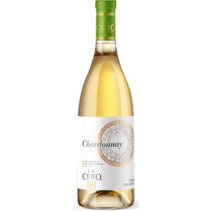Vino Blanco L.A. Cetto Chardonnay 750 ml.