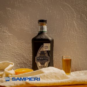 Tequila Sauza Hornitos Black Barrel 750 ml.