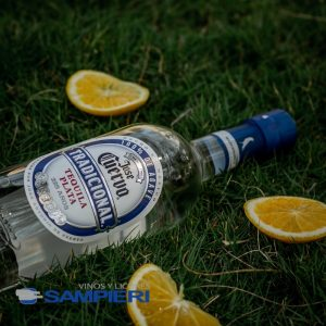 Tequila Cuervo Tradicional Plata 695 ml.