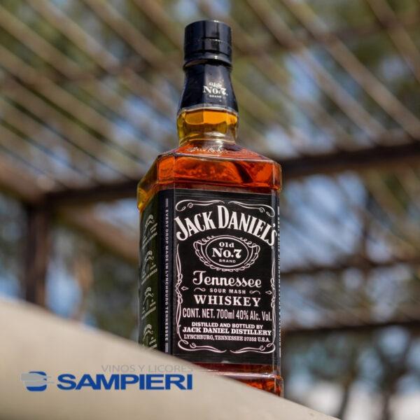 Whiskey Jack Daniels 700 ml.