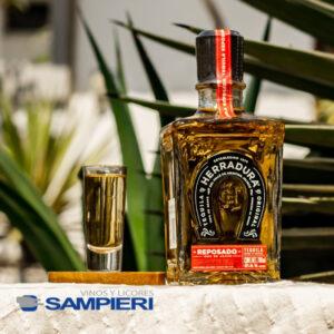Tequila Herradura Reposado 700 ml.