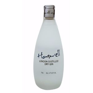 GINEBRA HASWELL LONDON DRY GIN 700 ml.