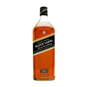 WHISKY JOHNNIE WALKER BLACK LABEL 3000 ml.