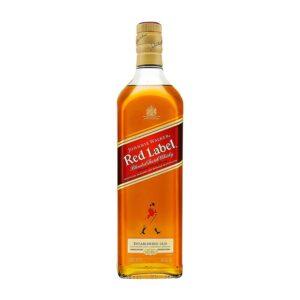 WHISKY JOHNNIE WALKER RED LABEL 1000 ml.