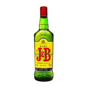 WHISKY J&B RARE 1000 ml.