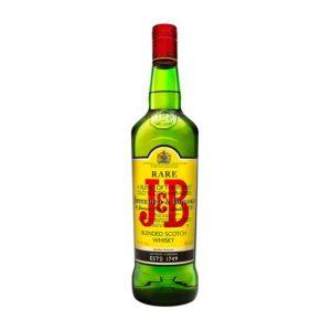 WHISKY J&B RARE 750 ml.