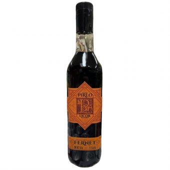 Licor Fernet Amaro Pirlo 750 ml.
