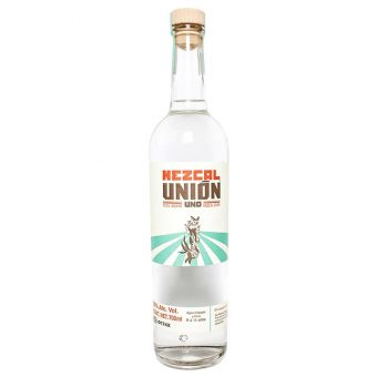 MEZCAL UNION 700 ml.