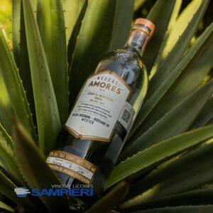 Mezcal Amores Espadin 750 ml.