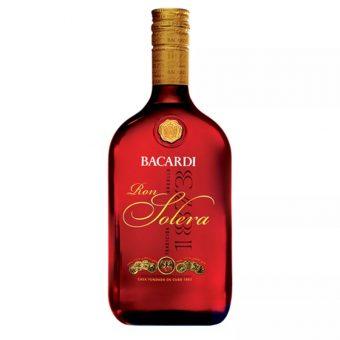 RON BACARDI SOLERA 1000 ml.