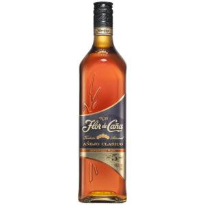 Ron Flor De Caña 5 Años 750 ml.