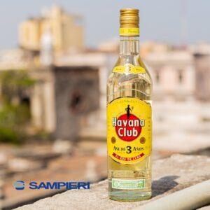Ron Havana Club Añejo 3 Años 700 ml.