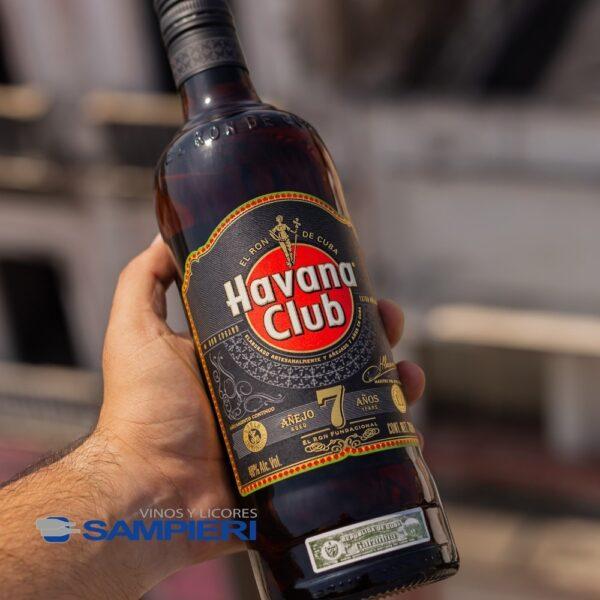Ron Havana Club Añejo 7 Años 700 ml.