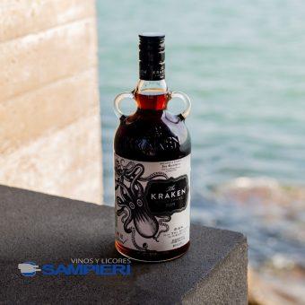 Ron Kraken Black 750 ml.