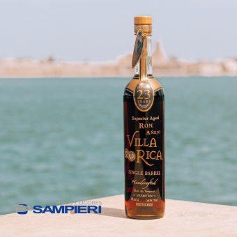 Ron Villa Rica 23 Edición Oro 750 ml.