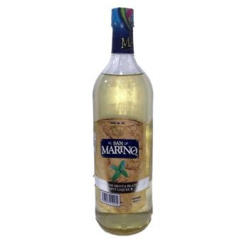 LICOR SAN MARINO MENTA BLANCA 1000 ml.