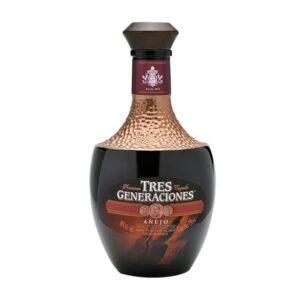 Tequila 3 Generaciones Añejo 750 ml.