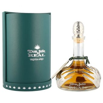 TEQUILA DON JULIO REAL 750 ml.