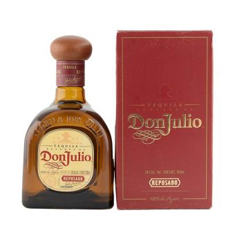 TEQUILA DON JULIO REPOSADO 700 ml.