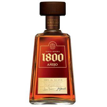 TEQUILA JOSE CUERVO 1800 AÑEJO 700 ml.