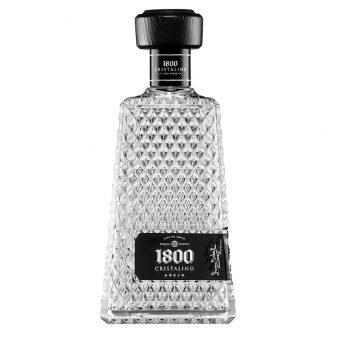 TEQUILA JOSE CUERVO 1800 AÑEJO CRISTALINO 700 ml