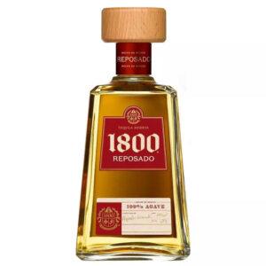 TEQUILA JOSE CUERVO 1800 REPOSADO 700 ml.