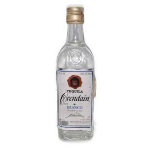TEQUILA ORENDAIN BLANCO 250 ml.
