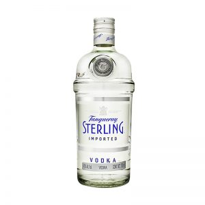 VODKA TANQUERAY STERLING 750 ml.
