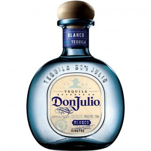 Tequila Don Julio Blanco 700 ml.