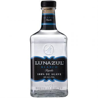 Tequila Lunazul Blanco 750 ml.