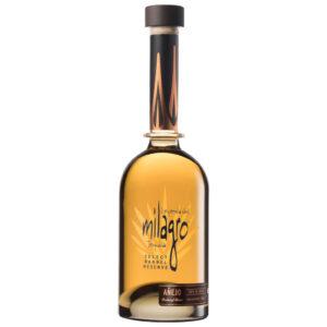 Tequila Milagro Barrica Selecta Añejo 750 ml.