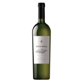 VINO BLANCO CHATEAU DOMECQ 750 ml.