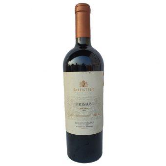 VINO TINTO SALENTEIN PRIMUS MALBEC 750 ml.