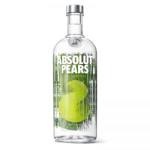 VODKA ABSOLUT PEARS 750 ml.