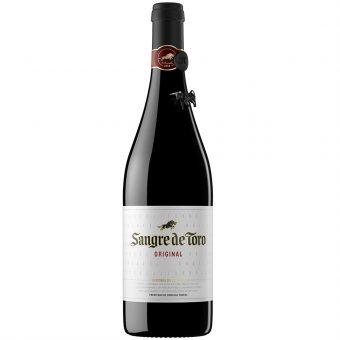 Vino Tinto Sangre De Toro 750 ml.