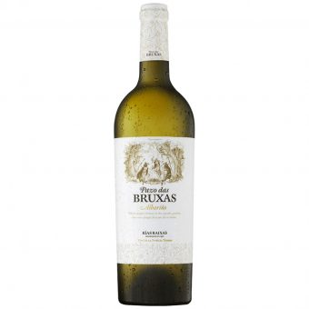 Vino Blanco Albariño Pazo Das Bruxas 750 ml.