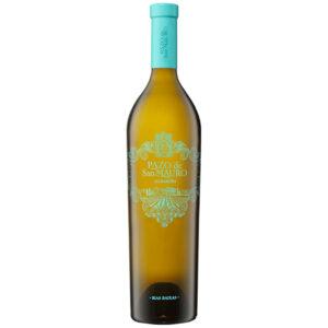 Vino Blanco Albariño Pazo San Mauro 750 ml.