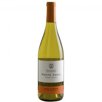 Vino Blanco Monte Xanic Chenin Colombard 750 ml.