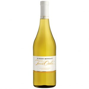Vino Blanco Robert Mondavi Twin Oaks Chardonnay 750 ml.