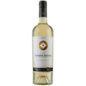 Vino Blanco Santa Digna Sauvignon Blanc 750 ml.