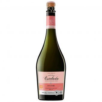 Vino Espumoso Rosado Santa Digna Estelado Rosé 750 ml.