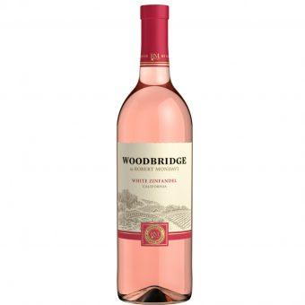 Vino Rosado Robert Mondavi Woodbridge Zinfandel 750 ml.