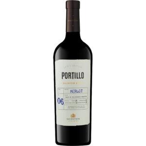 Vino Tinto Finca El Portillo Merlot 750 ml.